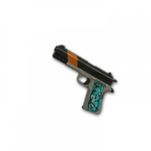 Skin d'arme: Turquoise Delight – P1911