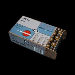 Balles .45 ACP Ammo