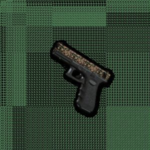 Skin d'arme: Jungle Digital – P18C