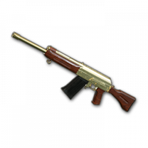 Skin d'arme: Gold Plate – S12K