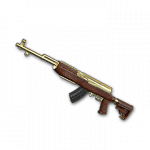 Skin d'arme: Gold Plate – SKS