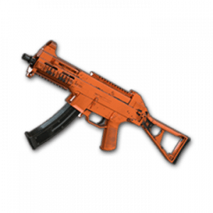 Skin d'arme: Rugged (Orange) – UMP9