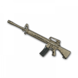 Skin d'arme: Rugged (Beige) – M16A4