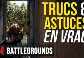 Trucs & Astuces en Vrac pour Battlegrounds !