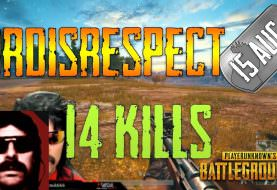 PUBG | DrDisRespect - 14 Kills | Aug 15 | Frags