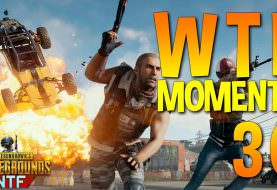 PUBG WTF Funny Moments Highlights Ep 30 (playerunknown's battlegrounds Plays)