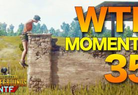 PUBG WTF Funny Moments Highlights Ep 35 (playerunknown's battlegrounds Plays)