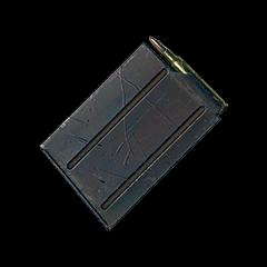 Chargeur haute capacité pour Fusil de Sniper (SR)