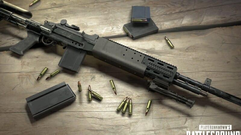 Les armes & équipements d'armes