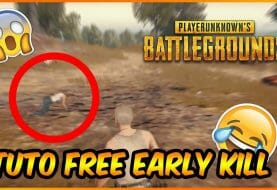 TUTO FR PUBG FREE EARLY KILL(GONE WRONG!!!)