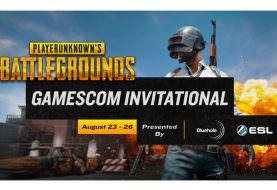 Gamescom 2017: Tournoi Invitational PUBG - $350k Cashprize
