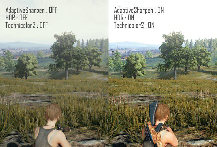 Patch Anti-triche PUBG : ReShade et NVIDIA ShadowPlay