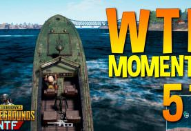 PUBG WTF Funny Moments Highlights Ep 57 (playerunknown's battlegrounds Plays)