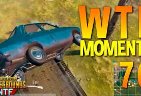 PUBG WTF Funny Moments Highlights Ep 70 (playerunknown's battlegrounds Plays)