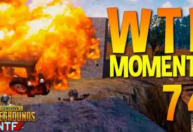 PUBG WTF Funny Moments Highlights Ep 74 (playerunknown's battlegrounds Plays)
