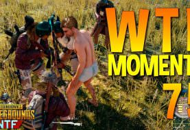 PUBG WTF Funny Moments Highlights Ep 75 (playerunknown's battlegrounds Plays)
