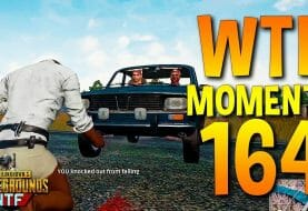 PUBG Funny WTF Moments Highlights Ep 164 (playerunknown's battlegrounds Plays)