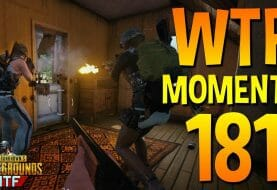 PUBG Funny WTF Moments Highlights Ep 181 (playerunknown's battlegrounds Plays)mfm