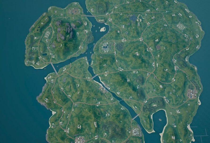 Map SANHOK: La carte dans la jungle