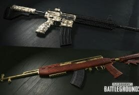 MAJ PUBG PC #8: Des skins à venir pour les Armes !
