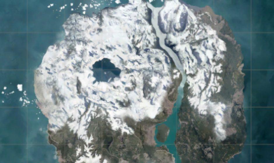 Des détails sur la carte de neige ont été découverts