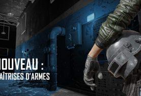 Guide: les Maîtrises d'armes dans PUBG