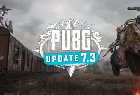 PC Update 7.3: Amélioration de survie des véhicules, C4 et bien plus encore !