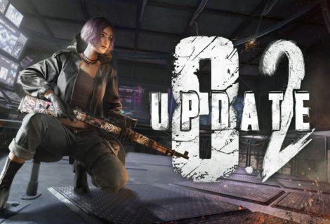 PC Update 8.2: De nouveaux jouets sur le champ de bataille