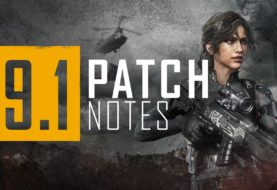 PUBG PC Update 9.1 - Patch Note, Nouvelle map, début de la saison 9 et bien plus !