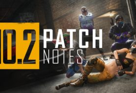 PUBG PC Update 10.2 - Patch Notes