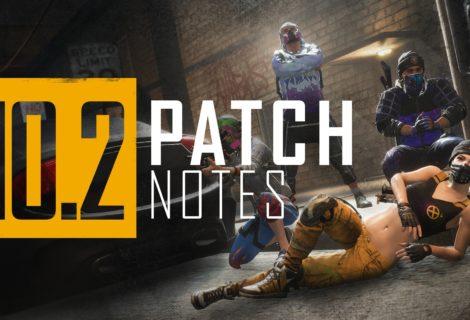 PUBG PC Update 10.2 - Patch Notes