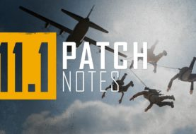 PUBG PC Patch 11.1