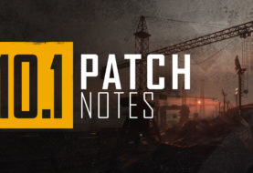 PUBG PC Update 10.1 - Patch Notes